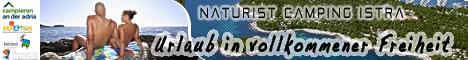 Naturist Camping Istra Porec