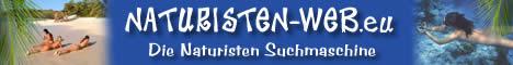 Deutschsprachige Community und Suchmaschine zum Thema FKK / Naturismus mit vielen Links zu Vereinsgeländen, FKK-Clubs, Campingplätzen, Stränden zum Nacktbaden, Urlaubsberichten, Organisationen uvm.